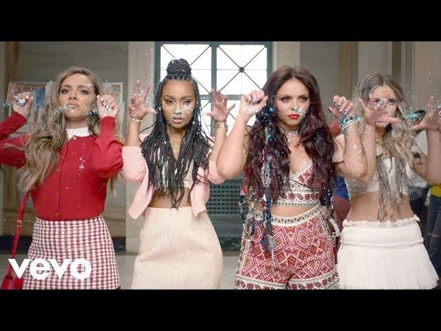Little Mix - Black Magic (Official Video)