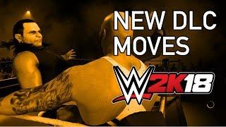 New Hardy Boyz DLC Animations! New Enduring Icons DLC! New Twist of Fate! New Comeback! WWE 2K18