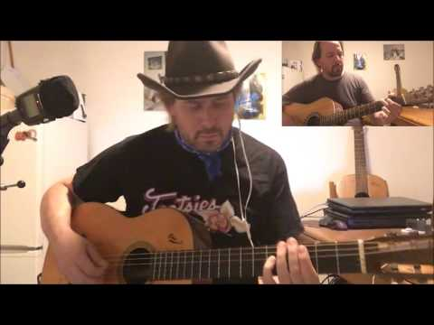Good Hearted Woman - Willie Nelson Waylon Jennings cover