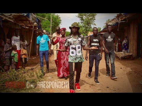 "South Sudan: WJ De King's music video ""PEACE"""