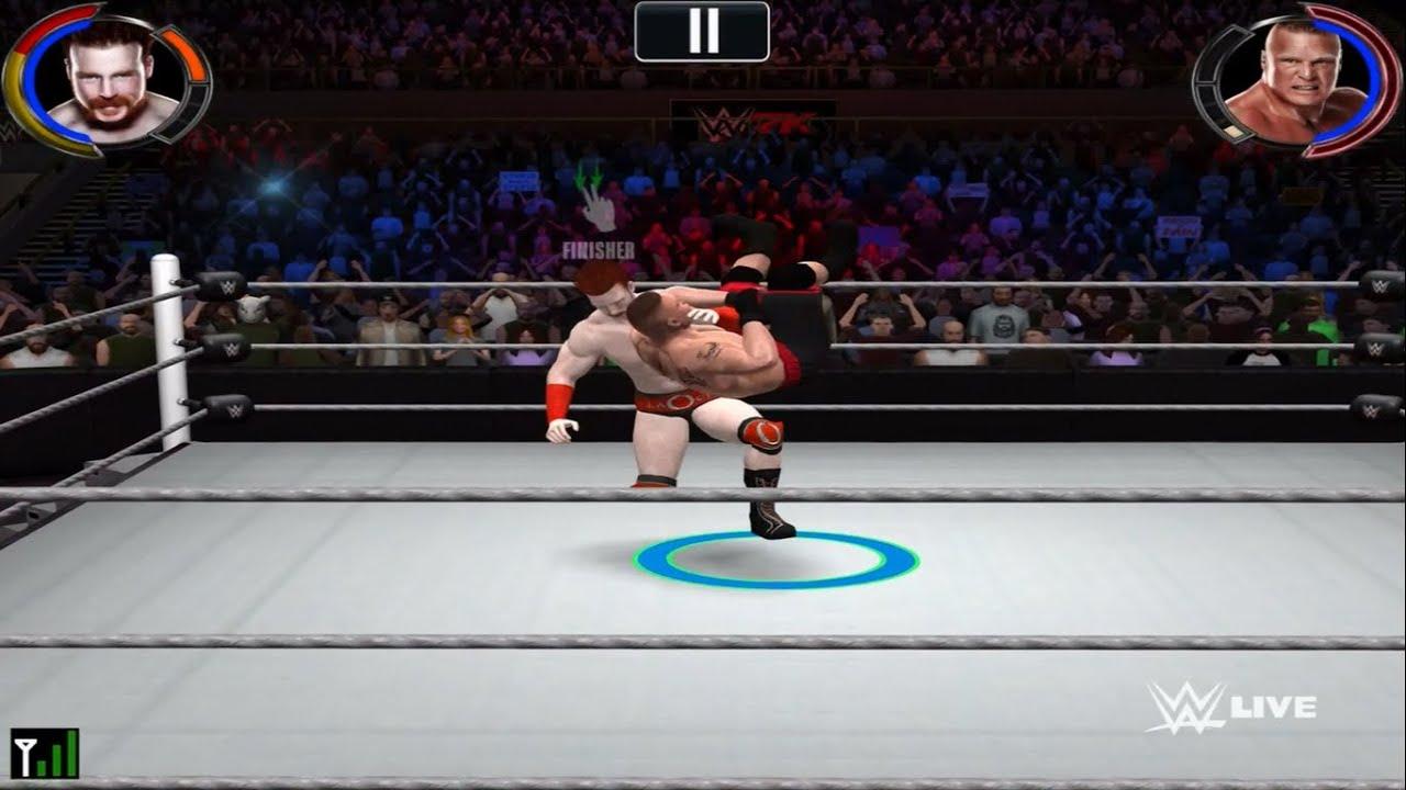 WWE 2K Multipla...