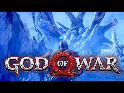 "GOD OF WAR ⚔️ 007: Yggdrasil oder: ""SPRING NICHT!"""