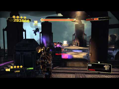 Space Marine Chaos Unleashed Exterminatus Complete (HD) |