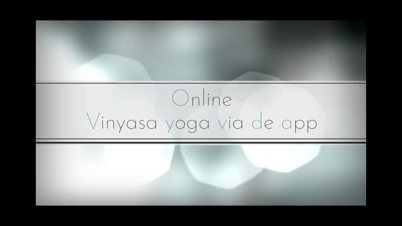 Demo online les vinyasa yoga
