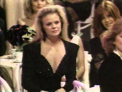 Santa Barbara at the Soap Opera awards 1988
