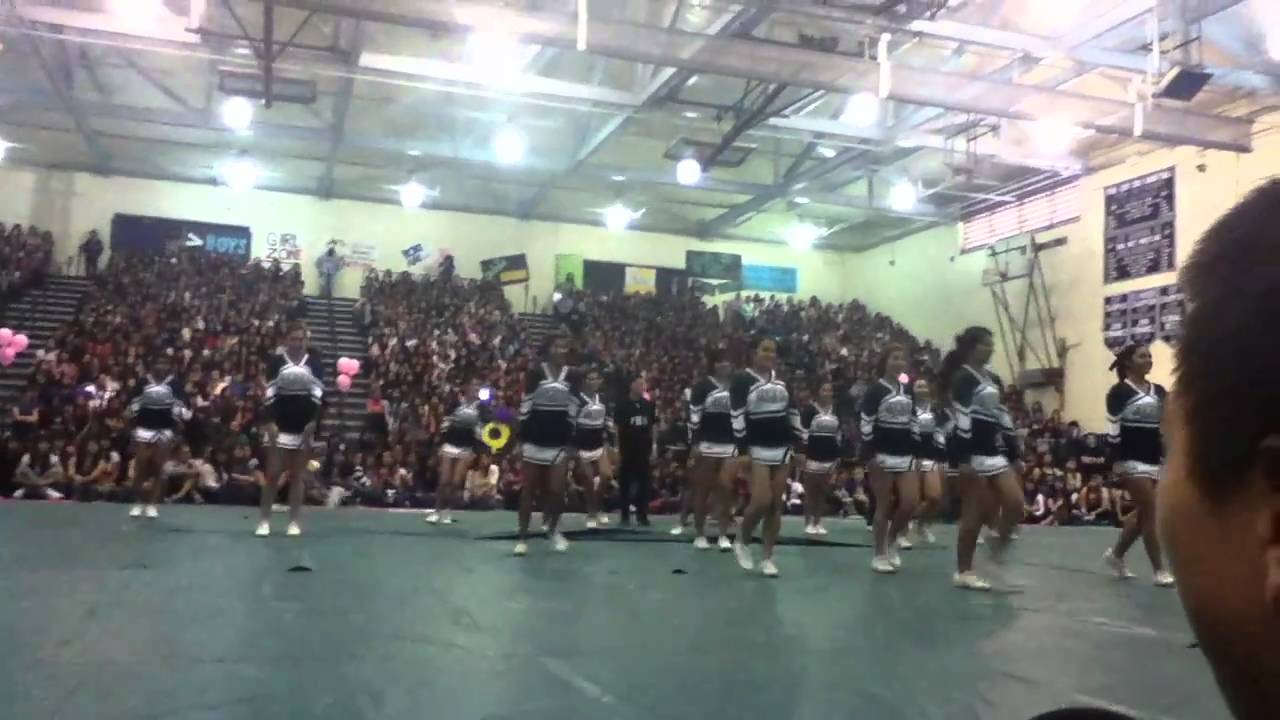 Pacifica High School Cheer 2010 2011 Youtube