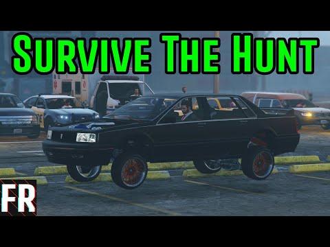 Gta 5 Challenge - Survive The Hunt 13