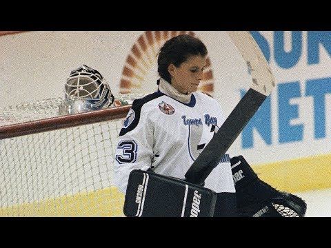 The First Female NHL Player - The Manon Rheaume Story