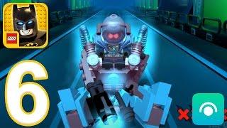 LEGO Batman Movie Game - Gameplay Walkthrough Part 6 - New Boss: Mr. Freeze (iOS, Android)