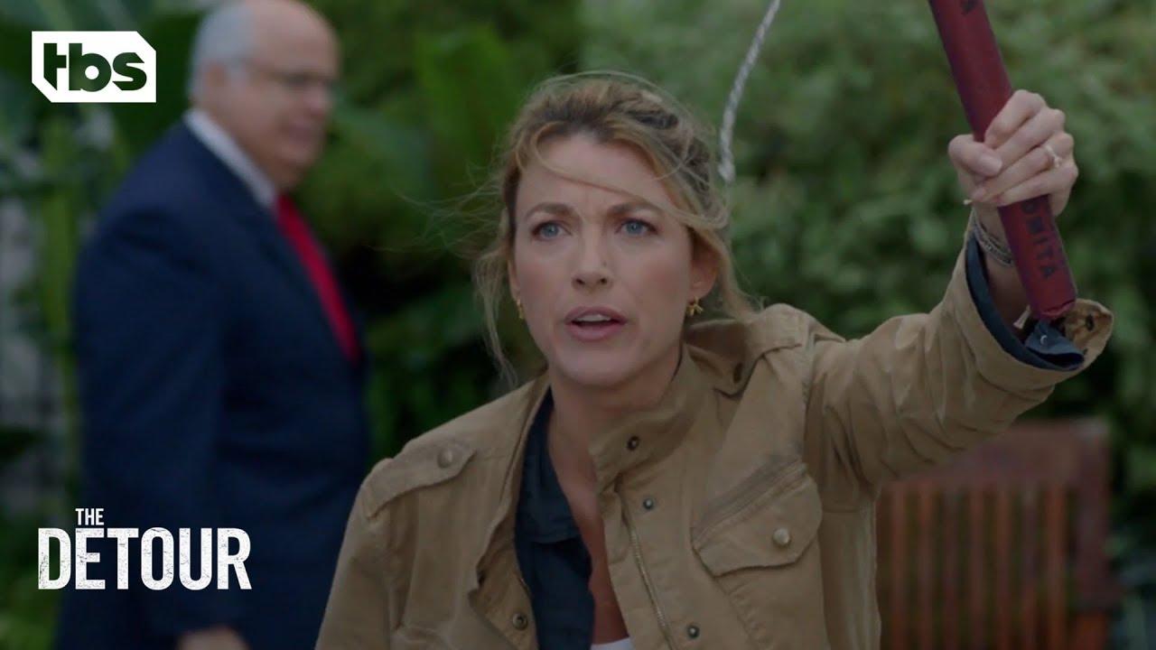 Download The Detour: Season 2 Recap   New Season Returns January 23, 2018   TBS