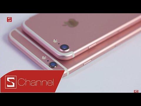 Schannel Cùng mức giá, nên lựa chọn iPhone 7 hay iPhone 6s Plus?