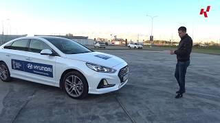Тест-драйв: Hyundai Sonata 2017