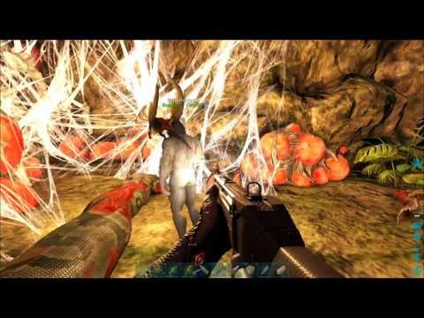 ARK: Ragnarok - Dschungelhöhle erster Versuch