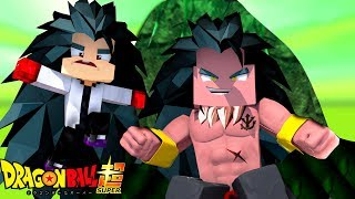 Minecraft: Who's Your Family?- YAMOSHI O DEUS LENDÁRIO ( Dragon Ball Super o Filme )