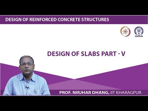 Lec18 Design of Slabs PartV YouTube