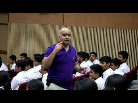 Grade 11 and 12 Career Counselling by Mr. Parikshit