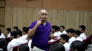 Career Counselling Workshop By Prikshit Dhanda, Mindler | Class 11 & 12 | Seth M.R. Jaipuria School