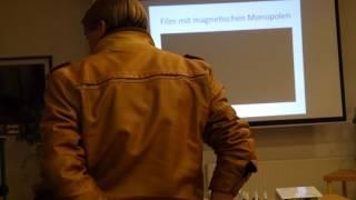 Henning Witte über magnetische Monopole