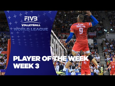 Earvin Ngapeth - Week 3 - Player of the Week - FIVB World League
