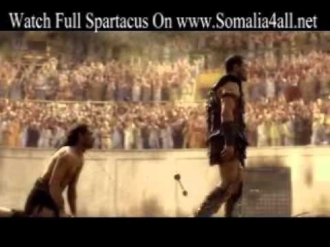 Spartacus Blood and Sand HD Trailer 8-Mark...