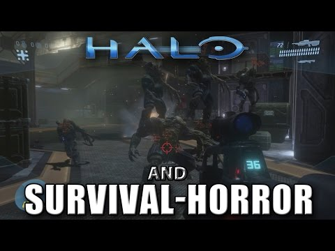 Halo and Survival Horror