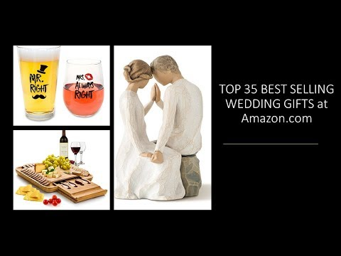 Top 35 Wedding Gifts For Couples: Best Selling Gift Ideas USA Part 1