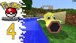 Minecraft Pixelmon (Public Server) - EP04 - Ash Ketchup...