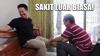 kesehatan#syarafkejepit#terapi warga kota Jogjakarta dengan kemampuan pijat urat syaraf & terapi lis.