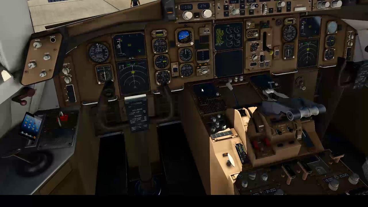 Cold and Dark Tutorial - Flight Factor 757 V2 Professional