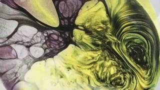 PAINT POTS: Swirling, Mixing Nail Polish Shades at Ciaté London