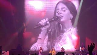 Lana Del Rey 🍒Cherry ﹥ Scarborough Fair [live @ Sacramento Memorial Auditorium 10.8.2019]