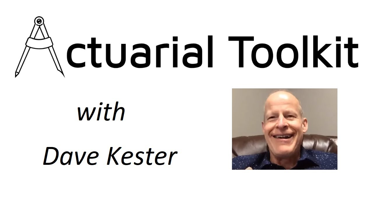 Coaching Actuaries Owner Discusses Entrepreneurial Journey (Live Interview  #16 With Dave Kester)