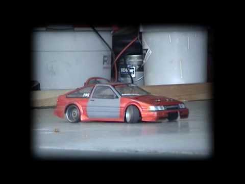 Hpi Sprint 2 CD (counter dori) Front Mid Motor Mod 58% CS drift