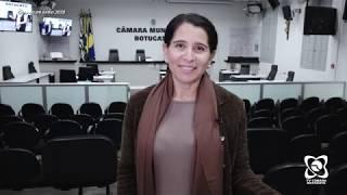 Rose Ielo traz sugestão de munícipe para diminuição de acidentes em cruzamento
