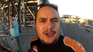 Rolezinho Nervozzo e Sonoma Drifting - Parte 3/5 - Curtindo as manobras dos caras