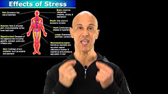 The Effects of Stress Contributing to Neck & Back Pain / Dr Mandell