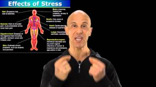 The Effects of Stress Contributing to Neck & Back Pain / Dr Mandell thumbnail