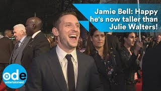 Jamie Bell happy now he