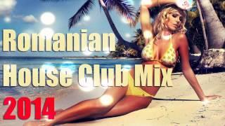 New Romanian House Club Mix 2014 ♫