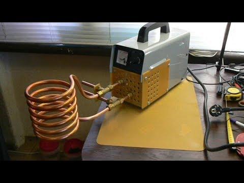 Нагрев воды сварочным аппаратом насадки сварочного полипропиленового аппарата