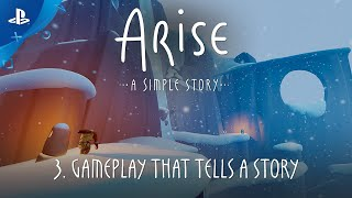 Arise: A Simple Story | Gameplay that tells a Story - Dev Diary | PS4