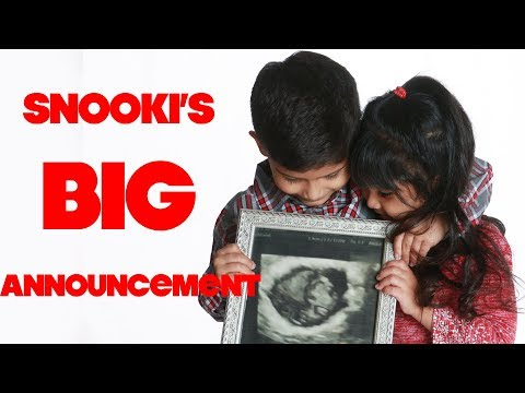 SNOOKI'S BIG ANNOUNCEMENT | MATERNITY SERIES EP1 Mp3
