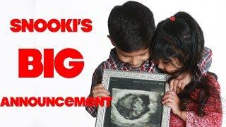 SNOOKI'S BIG ANNOUNCEMENT | MATERNITY SERIES EP1