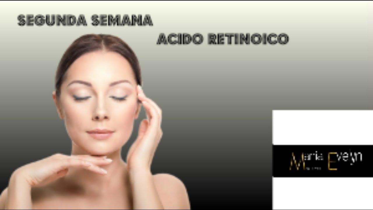 Como se usa la crema acido retinoico