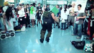 Anime Expo 2012 - Cosplay Dance Off