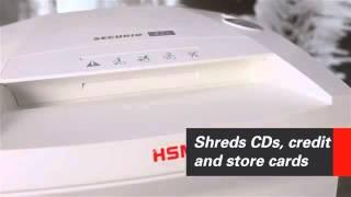Шредер HSM SECURIO B24(, 2014-04-03T12:50:22.000Z)