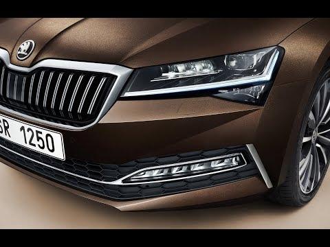 2020 Skoda Superb Facelift – Features, Design and Interior