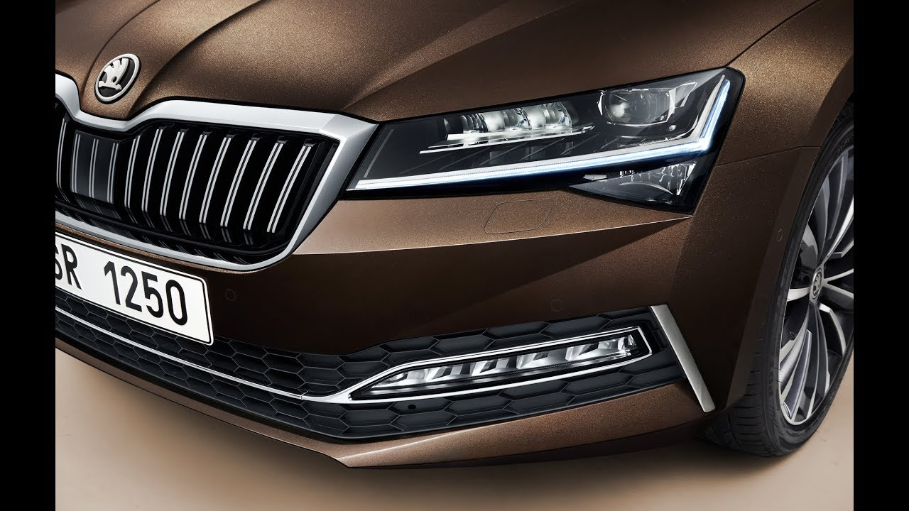 2020 Skoda Superb Facelift Features Design And Interior Youtube