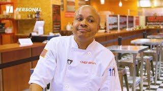 'Cooking Saved My Life' -- Being Taken Seriously As A Black Chef | Personal