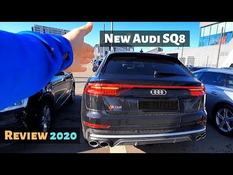 New Audi SQ8 2020 Review Interior Exterior